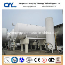 2015 Réservoir de stockage d'eau de GNL LPG de dioxyde de carbone d'argon d'oxygène liquide d'oxygène