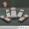 1,5x20cm weiße Stumpenkerze für Mali