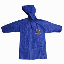 Boy's Blue Pvc Rain Gear
