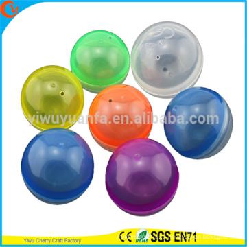 Высокое качество пустые Пластиковые капсулы игрушки Торговый автомат