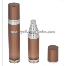 acrylic cosmetic packaging lotion bottle