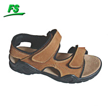 Men Leather Sandal beach sandal for men
