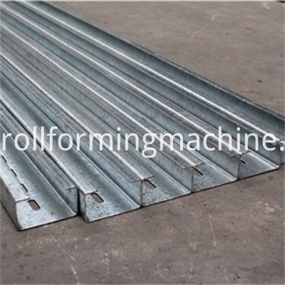 Utility Tunnel Rack Roll Forming Machines