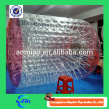 Factory price giant ball inflatable water, popular inflatable water rolling ball for sale