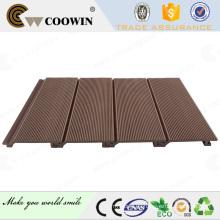 Diseños de madera del panel de la pared de WPC