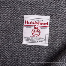 Fast delivery grey black or pink harris tweed fabric