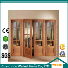 4 Panel Bifolding Door/Accordion Door for Interior Room Use