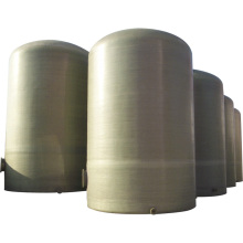 3000-10000 galões De Fibra De Vidro grp frp óleo de petróleo combustível tanque de armazenamento de gasolina recipiente
