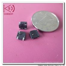 Module de sonorisation SMD Buzzer à prix bon marché avec butoir RoHS SMD