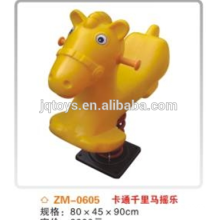 Updated rocking horse item lovely high quality rocking elephant toy