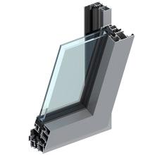 Large Section Aluminum Window Aluminium Extruded Profile