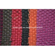 Tissu 100% de tapisserie d'ameublement de polyester pour la chaise / sofa / toile