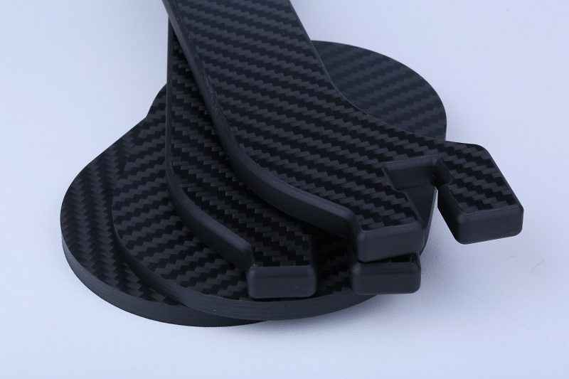 carbon foot plate insert rigid rc