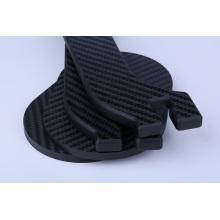 Insert de plaque de pied en carbone léger et rigide