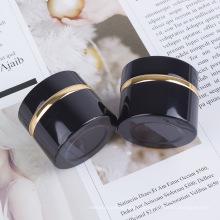 Rundes Design Acryl kosmetische Gesichtscreme Gläser