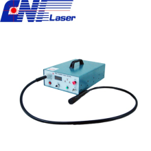Even Beam Distribution Fiber Coupling Laser System