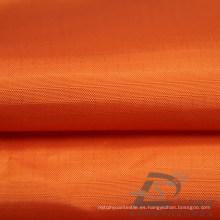 Resistente al agua y al aire libre ropa deportiva Chaqueta de tela tejida de tafetán Jacquard 100% tela de poliéster (63046)