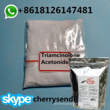 99.8% Triamcinolone Acetonide Topical Powder CAS 76-25-5 Corticosteroid Hormone