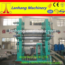 2015 New Design XY-4F Four Roll Rubber Calender Machine