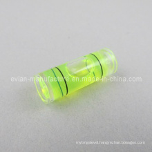 Cylindrical Spirit Level Vial (Dia/8mm X Length/22mm)