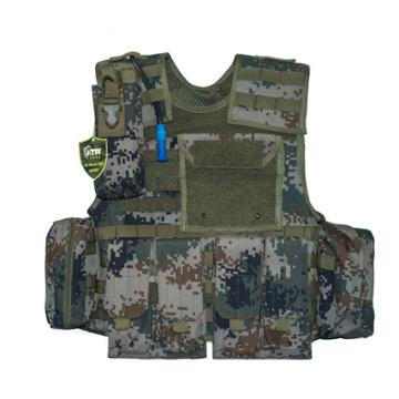 Vente chaude 2019 Bulletproof Vest Veste Militaire Veste Tactique Gilet avec Poches pour La Police et Militaire Niveau 3A Body Armor