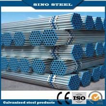 Tubo de aço galvanizado de alta qualidade e melhor preço