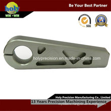 CNC Machining Aluminum Part with Tooth Spline