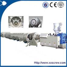Tubo de PVC que faz o preço da máquina