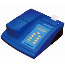 Pantalla LCD Turbidímetro analítico de bancada Biobase