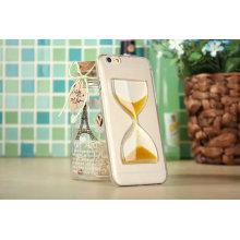 Transparenter PC-Trichter-Telefon-Kasten für iPhone 6 Telefon-Zusatz