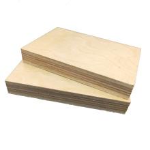 singer high grade 18mm 5x10 uv coating poplar core birch veneer face plywood for furniture decoration