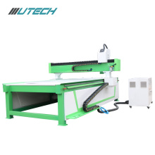 cnc router woodworking machine with CCD