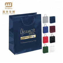 Trade Assurance Factory Luxury Customised Printed Gift Paper Bags with Logo