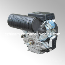 Air-Cooled Two Cylinder Gasoline Engine 3600rpm (2V78F)