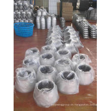 ASTM Butt Weld Reducción Concéntrica