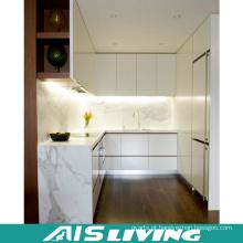Mobília pequena do armário de cozinha do projeto da forma (AIS-K422)