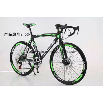 Bicicleta de carretera con alto contenido de carbono chino de alta calidad, bicicleta de carreras