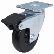 Medium Duty Rubber Caster