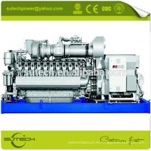 Generador diesel 1125KVA / 900KW MTU con motor original de Alemania 18V2000G65 MTU