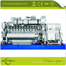 1125KVA/900KW MTU diesel generator with Germany original 18V2000G65 MTU engine