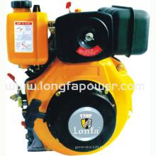 Мощный 4-тактный дизельный двигатель с чугунным распредвалом, 7 л.с.