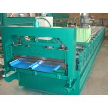 Máquina de rolamento da folha da telhadura