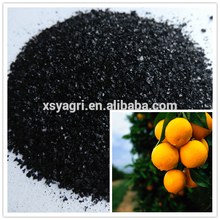 Designed Better Price Organic Fertilizer Additive Soluble sodium humate