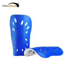 Equipamento de futebol de proteção perna de caneleira Pads futebol