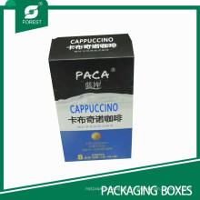 Boîtes d'emballage de café haut de gamme écofriendly
