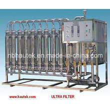 Ultra Filter for Mineral Water Plant