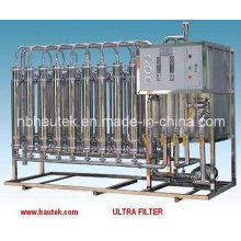 Ультрафильтр для завода минеральной воды