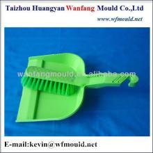 plastic household bedding shovel and brush mold mould