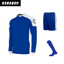 Wholesale High Quality Custom Made Kids Soccer Jersey Football Shirt