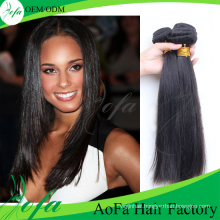 Grade 7A Hair Extension, Unprocessed Malaysian Human Virgin Hair